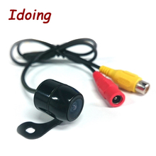 Idoing HD CCD Car Rear Camera Reversing Car Backup Reverse Camera Rear View Camera(China)