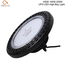 1PCS Aiaurora Led High Bay Lights 70w 100w 150w 200w Led High Bay Led Lamp For Factory/Warehouse/Workshop Industrial lamp(China)