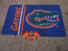 Florida Gators logo flag ,sales exhibition Brand,100% Polyester 90x150cm exhibit and sell banner(China)