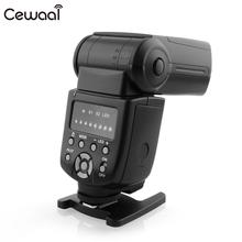 Cewaal Camera Photo Photography Wireless Flash Speedlite Slave Light for Canon for Yongnuo 560 DSLR Camcorder Cam Band(China)