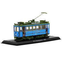 ATLAS Train MODEL toys Locomotive A2.2 (Rathgeber) -1901 Scale 1:87 TARM Blue First Choice For Christmas Gift(China)