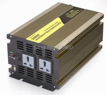 500W UPS Pure Sine Wave Power Inverter with Battery Charger