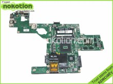 Laptop Motherboard For Dell XPS L502X HM65 With Nvidia GeForce GT540M DDR3 0714WC CN-0714WC 31QM6MB00T0 DAGM6CMB8D0 Mother Board