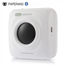 Paperang P1 Draagbare Bluetooth 4.0 Pos Printer Thermische Photo Printer Ondersteuning iOS, Android en Windows(China)