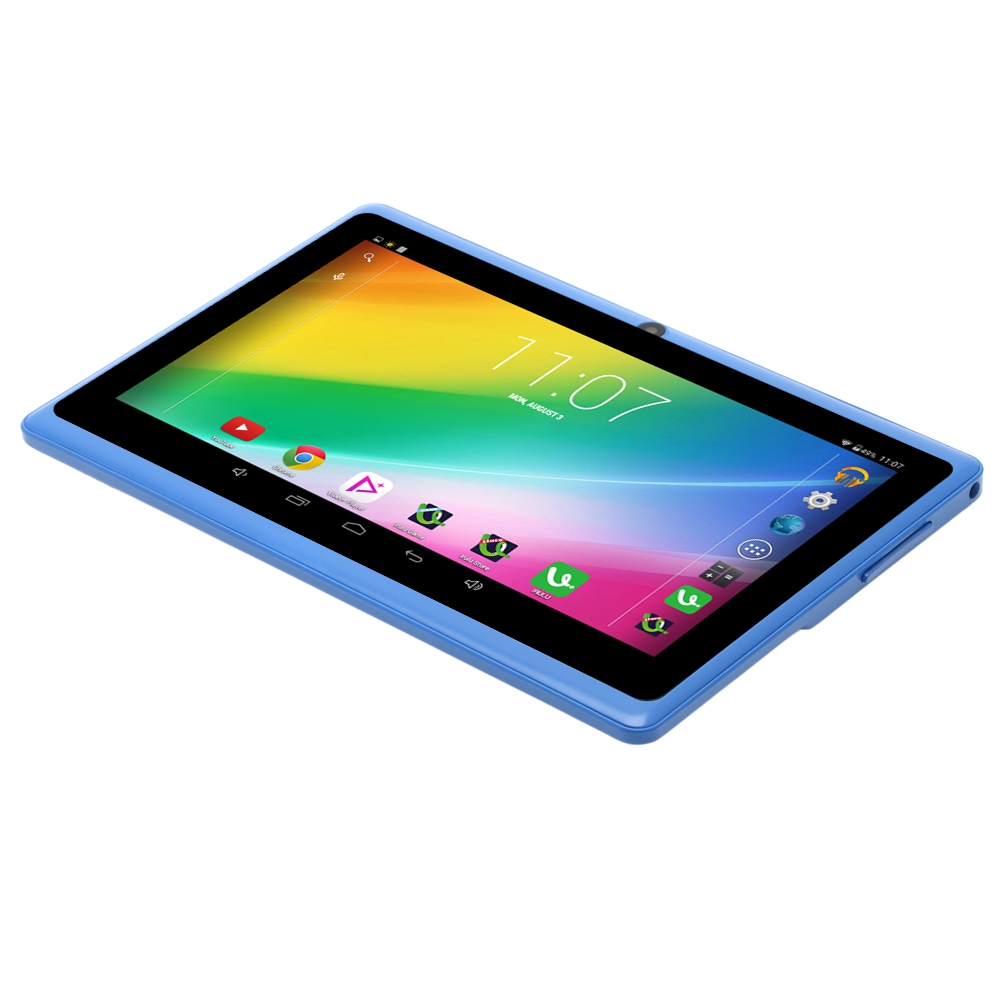 iRULU X3 Android Tablets PC 7 inch Quad Core 1GB+16GB 1024*600 HD Screen Android 7.0 GMS Certified Tablette Tactile Netbook