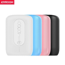 Buy Joyroom Power Bank 10000mAh Portable Mobile Phone Charger External Battery 2.1A Fast Charging Powerbank Phones Tablets for $14.99 in AliExpress store