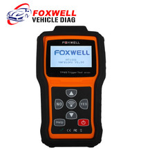 Latest Foxwell Original NT1001 Car TPMS System OBD2 Diagnostic Tool Universal TPM Sensor Decoder car battery tester sensor ID