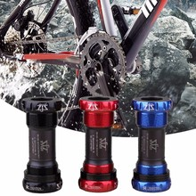 Buy Bottom Bracket 68/73mm Bicycle Axis MTB Road Cycling Bottom Bracket Waterproof CNC Aluminum Alloy BB Crank Set Axis Parts for $10.79 in AliExpress store