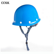 Safety Helmet Construction Head Protection Hard Hat Work Cap Industrial Engineering Working Wear Shockproof ABS Material(China)