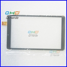 High Quality Black New For 10.1'' inch irbis tz101 tz 101 touch panel Touch Screen Digitizer Sensor Replacement Free Shipping