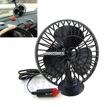 New Mini Truck Car Vehicle 12V Powered Cooling Air Fan Adsorption Summer Gift(China)