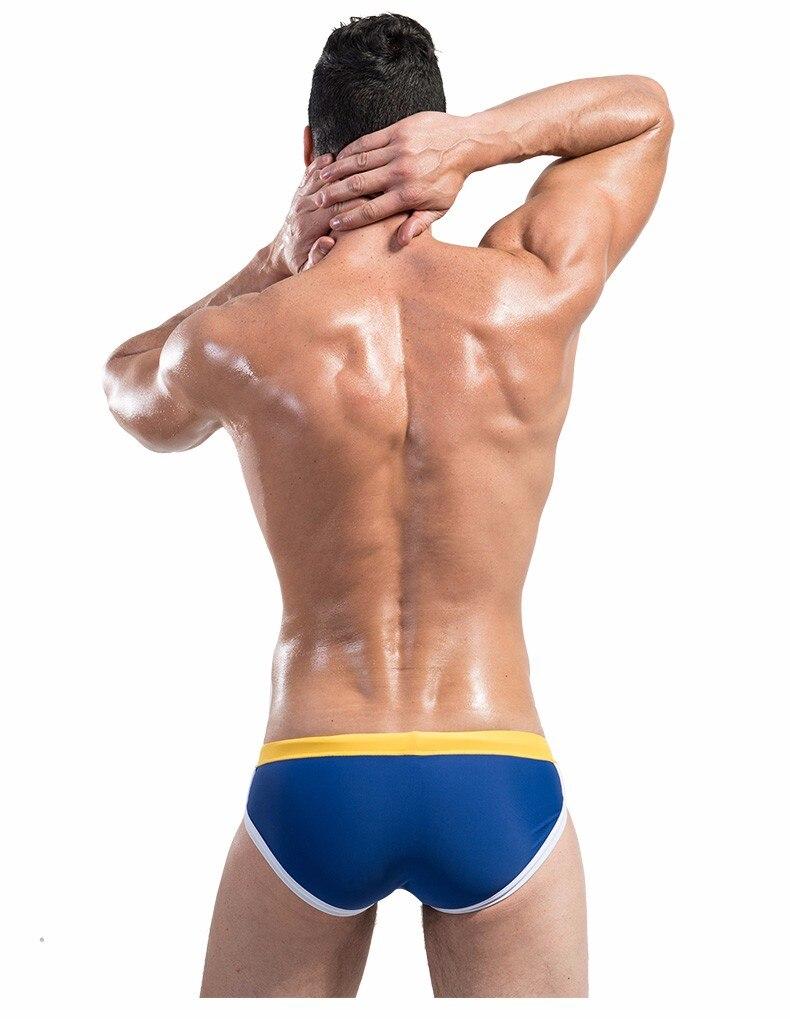 Värvilised napid ujumispüksid