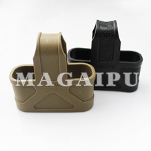 5.56 NATO Cage Fast Mag Rubber Loops for airsoft   gun M4/16 Magazine Assist Black ,Army Green ,Sand