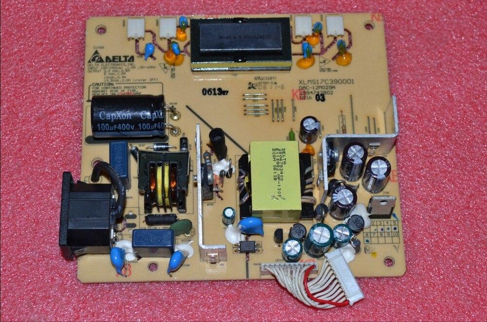 Free Shipping&gt; HV-1771F HT-19608W Power Board XLMS17C390001 DAC-12M029A-Original 100% Tested Working<br>