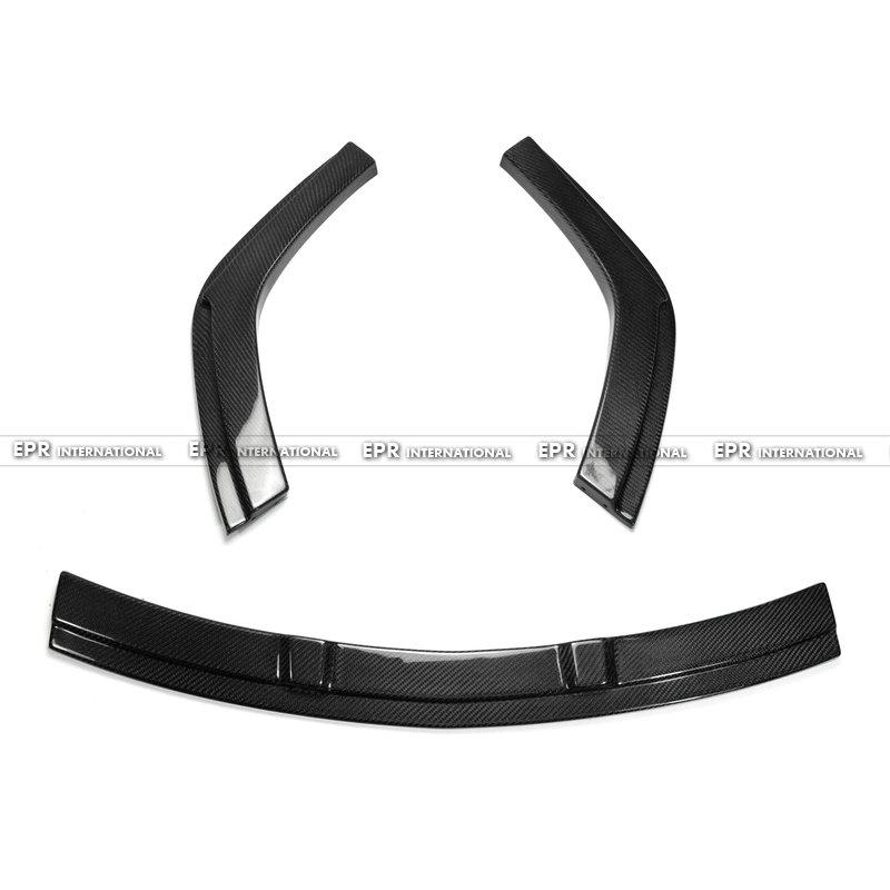 06-11 FD2 Civic Mugen RR under Lip (3pcs)(1)-1