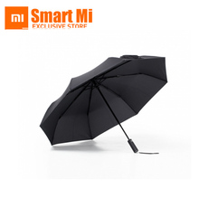 Buy New Xiaomi Mijia Automatic Folding Opening 420g Aluminum Umbrella Windproof Man Woman Waterproof Sunny Rainy Days for $29.99 in AliExpress store