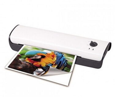 Bonsaii L407-A A4 Thermal Laminator for 3-5 mil Laminating Pouch Up to 9 Inches Wide 3 minutes Warm-up High Laminating Speed<br><br>Aliexpress