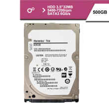 "Brand Sealed 2.5 ""500GB sata2 1.5GB/s notebook hdd hard disk drive 8mb 5400rpm"