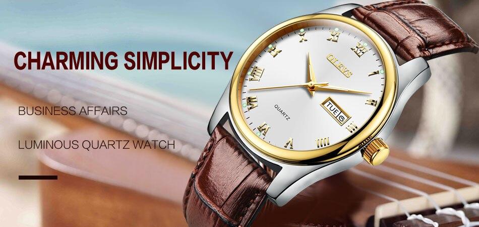 2017 OLEVS Casual Watch Ladies Luxury Brand Quartz Sport Wrist Watches Stainless Steel Women's Gold Wristwatch reloj mujer New