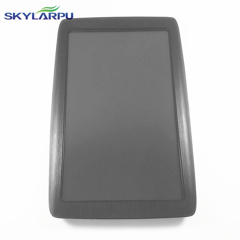 skylarpu 6.0 inch LCD screen for TomTom Via 620 GPS LCD display screen with touch screen digitizer panel Repair replacement<br>