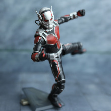 Marvel Select Superhero Ant-Man Avengers Scott Lang Ant Man PVC Action Figure Model Toy Collection