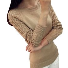 Winter Women Long Sleeve Casual Cashmere Sweaters and Pullovers Female Lover Trendy Solid Pull Femme Best Knitted Sweater