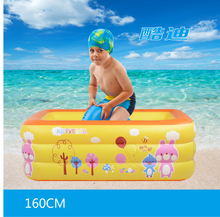 Intex infant swimming pool 160*120*60CM infant kids child plastic swimming pool inflatable outdoor swimming children swim pools