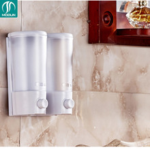 900ml Transparent Dispensers for Liquid Soap Hand Touch Soap Dispenser Dosificador Jabon Wall Mounting Detergent Dispenser