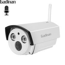 Buy GADINAN Yoosee IP Camera Audio Security Wifi 1080P 960P 720P Wireless Wired Bullet CCTV Outdoor ONVIF P2P Micro SD Slot Max 128G for $30.66 in AliExpress store