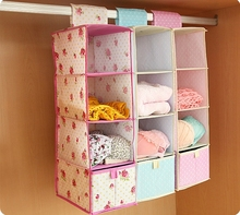 Drawer Chest  Receive Case Hang bags  Multilayer Wall Hanging On The Wall Daily Necessities Storage