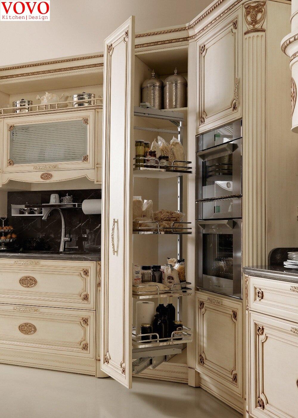Increíble Muebles De Cocina Con Despensa Esquina Imágenes - Como ...