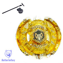 1pcs Beyblade Metal Fusion 4D set SUPER RARE TH170WD BB109  with  launcher kids game toys children Christmas gift