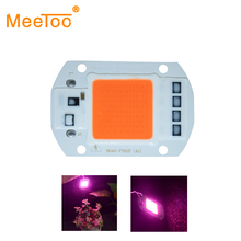 LED Grow Light COB LED Chip Fitalampa Lamp for Plants Grow LED Lamps for Seedings Plants Indoor Garden Greenhouse Lighting