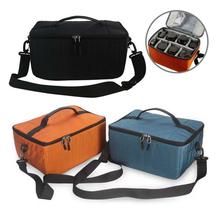 Buy xvgjdz Waterproof Protector Photography Camera Carry Bag Insert Partition Dividers Case Fit DSLR SLR Lens Canon Nikon Sony for $25.55 in AliExpress store