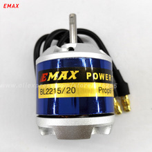 EMAX rc brushless outrunner motor airplane 950kv 1200kv BL series 2-3s 3mm shaft for fixed-wing aircraft electric vehicle parts