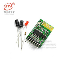 Bluetooth audio receiver template, stereo wireless speaker, power amplifier modified DIY Bluetooth module 4.0