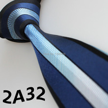 XINCAI Cheap Sell ! 2018 Latest Style Fashion/Business Dark Blue/Cyan/Black Striped/Bordure mens neckties/tied mens plain ties(China)