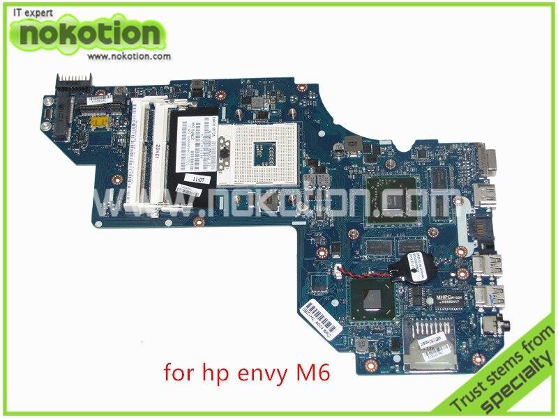 laptop motherboard for hp pavilion M6 M6-1000 QCL50 LA-8711P 698397-601 HM77 ATI HD 7670M 2GB DDR3<br><br>Aliexpress