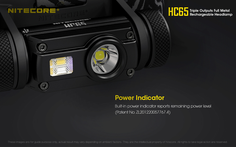 Nitecore HC65 1000 Lumens Rechargeable Headlamp (26)