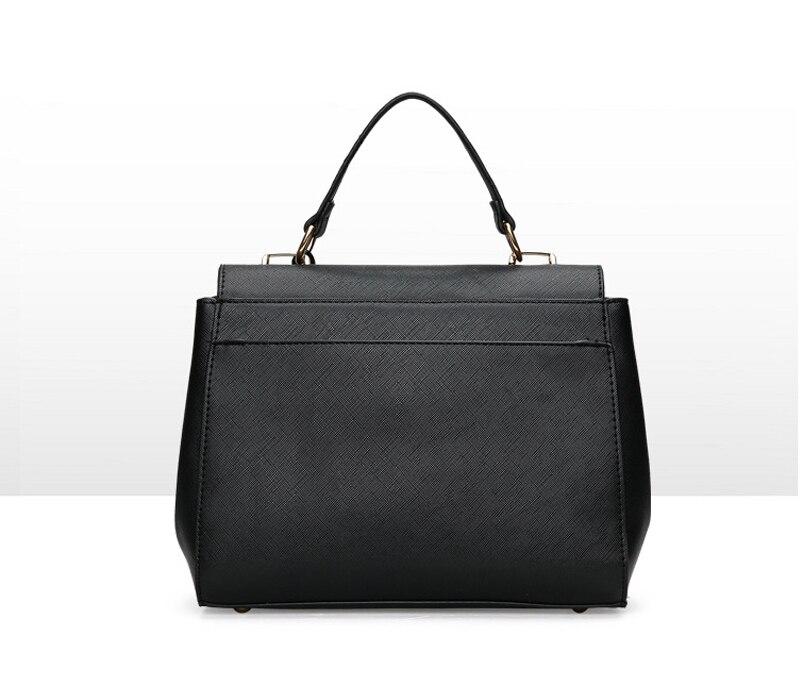 Women Bag Pu Leather Hangbag Travel Messenger Shoulder Bag Multi-function Makeup Bag For Ladies Grace
