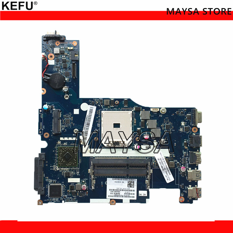 High Quality Motherboard 90003237 For Lenovo Ideapad G505S Laptop Motherboard VALGC_GD LA-A092P Socket FS1 DDR3 100% Tested