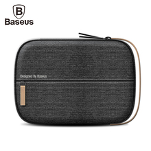 Baseus Universal Phone Pouch Carrying Case Cover For iPhone Samsung Xiaomi Mobile Phone Bag Box Waterproof Cloth Storage Package(China)