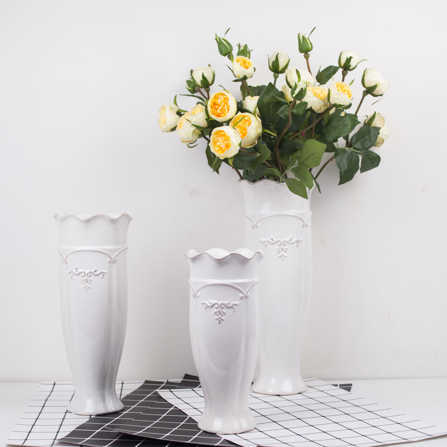 White floor vase home design ideas and pictures dh ceramic flower white vase porcelain vases marriage for home decoration accessories fairy garden large floor reviewsmspy