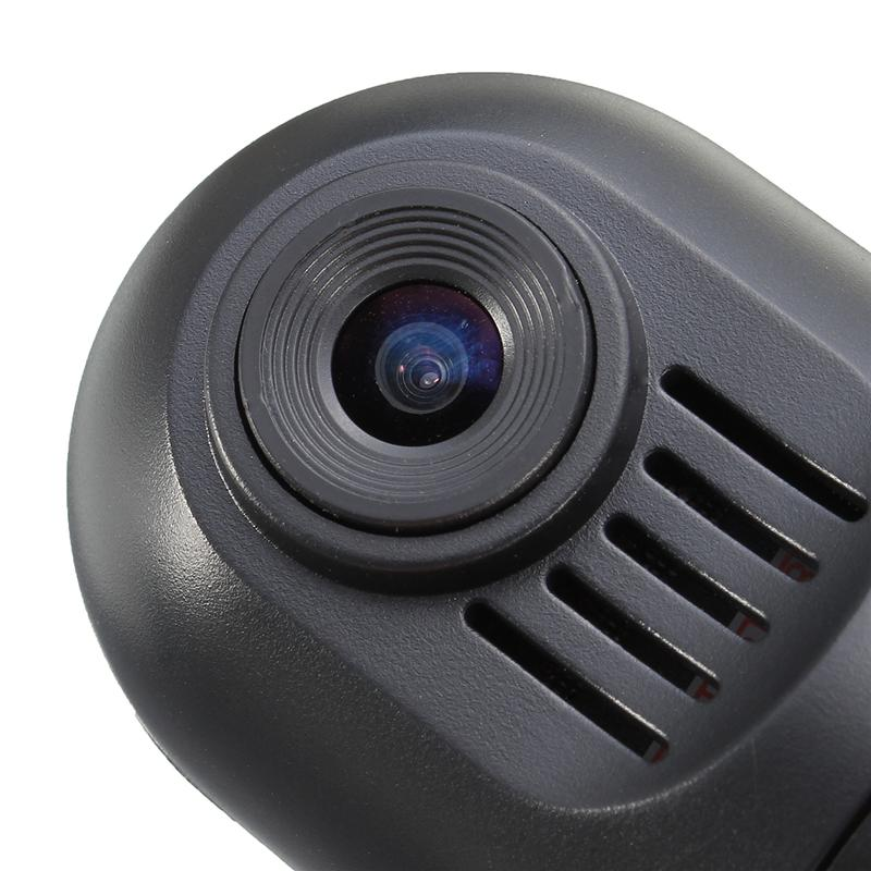 Mini 360 Degree Car 1080P DVR Camera Video Recorder Dash Cam Night Vision G-Sensor Camcorder 140 Degree 7