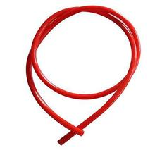 100cm Motorcycle Dirt Bike Fuel Gas Oil Delivery Tube Hose Line Petrol Pipe 4mm I/D 7mm O/D 1M Red
