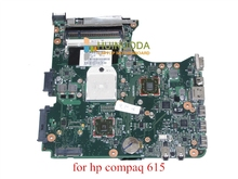 SPS 538391-001 For hp compaq 515 615 CQ515 CQ615 Laptop motherboard DDR2
