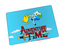 Adventure Time mouse pad gear Colourful logo game pad to mouse notebook computer mouse mat brand gaming mousepad gamer laptop