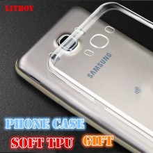 LITBOY TPU Silicone Case For Samsung Galaxy J310 J5 2016 J7 J3 2015 Ultra thin Cover Cases For Samsung J300 J330 J530 J730 2017(China)