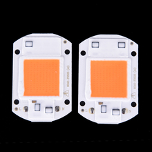 Useful LED Grow Light Lamp Smart Chip Input 220V AC Directly 20W 30W For Indoor Plant Seedling Grow and Flower(China)