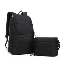 Video Photo Digital Large Pieces Travel Camera Shoulder Padded Backpack Carry Case Bag Waterproof Shockproof For Canon For Nikon(China)